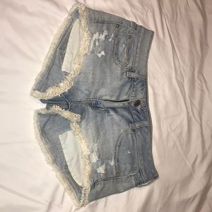 Pair of American Eagle shorts